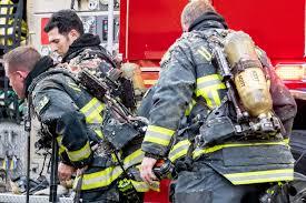 Firefighter decon challenges: knowledge versus practice