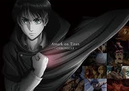 Dirigida por toshimasa suzuki, se emitió entre enero y marzo… Attack On Titan Chronicle 2020 Shingeki No Kyojin Chronicle Full Movie Attack On Titan Chronicle 2020 Online