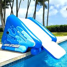 in ground pools with slides. Above Ground Swimming Pool Slide Water Slides . In Pools With 6