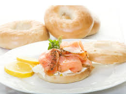fresh new york bagels and bialys lox spreads crumb cakes bagel