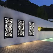 decorative screens outdoor