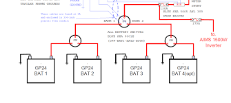 wiring diagram for perko switch the wiring diagram rv open roads forum perko 2 battery switch 4 batteries wiring diagram