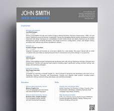 Graphic Designer Resume Examples Best Of Graphic Design Resume