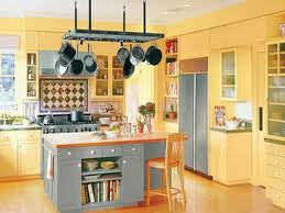 yellow kitchen color ideas. Kitchen Color Ideas For Small Kitchens Dark Granite On Tops Pendant Light Decor Best Yellow