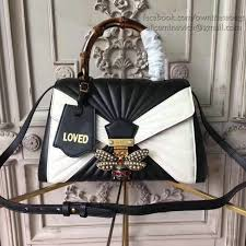 gucci queen margaret. it comes with: serial and model numbers,the gucci dust bag,care booklet, cards. queen margaret a