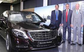 Ram nath kovind is the 14th president of india and took office back in 2017. Mercedes Benz Launches Maybach S600 At Rs 2 6 Cr The Hindu Businessline