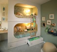 Kids Bedroom : Metal Bunk Bed Cabin Design For Kid Bedroom Design ...