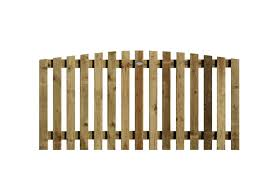 wood picket fence panels. Delighful Panels Picket Bow Top Pressure Treated Planed Wooden Garden Fence Panel For Wood Panels R