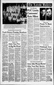 Latrobe Bulletin from Latrobe, Pennsylvania on June 16, 1979 · 7