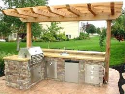 valuable outdoor grill inserts outdoor patio grill island best outdoor grill island ideas on grill throughout