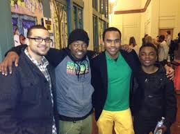 Berkeley-Haas Diversity - Haas Student Bronson McDonald with ...