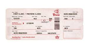 ticket sample template giving someone a trip check out these fake plane ticket