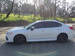 35 window tint wrx.  Window Photo Of JH Auto Window Tinting  Sacramento CA United States 2015 Subaru With 35 Tint Wrx