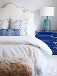 white bedroom with blue accents. Unique Bedroom White Bedroom Blue Accents For With Blue Accents L