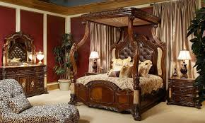King canopy bedroom sets Aico King Canopy Bedroom Sets For Unique Victoria Palace Pc California Set Cronicarulnet Roman Empire King Canopy Bedroom Set