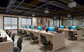 creative office ceiling. Office Ceilings. Pop Design For Ceilings Of Open Creative Ceiling