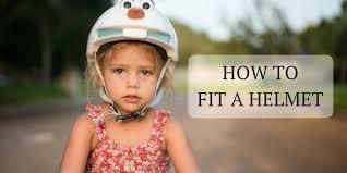 Child Ski Helmet Size Chart How To Fit A Kids Bike Helmet Rascal Rides