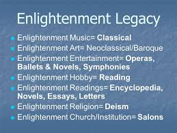 enlightenment revolution ppt video online  54 enlightenment legacy enlightenment