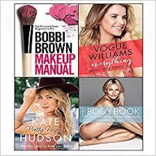 bobbi brown makeup manual everything hardcover body book pretty happy 4 books collection set bobbi brown vogue williams kate hudson cameron diaz