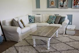 Style Coffee Table Nifty Thrifty Momma Farmhouse Style Coffee Table