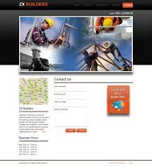 Web Designer Beckenham Masculine Colorful Business Web Design For Bonline Ltd By