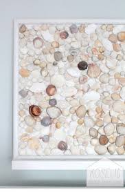 Miesmuscheln leben vom nordostatlantik weit verteilt bis zum pazifik. Diy Muschelbild Selbstgemachte Wandkunst Basteln Mit Muscheln Selbstgemachte Kunst