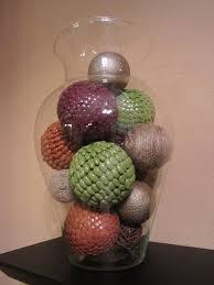 Decorative Vase Filler Balls Little House on the Corner Shelf Display 100 DIY Decorative Vase 30