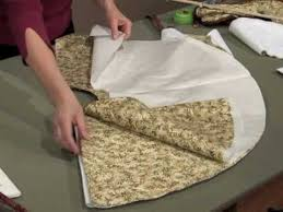 Christmas Tree Skirt Pattern Stunning Create A Christmas Tree Skirt In An Evening YouTube