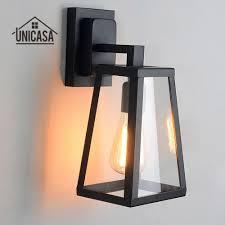 Wandlamp Badkamer Zwart Modern Industrieumlle Verlichting Badkamer