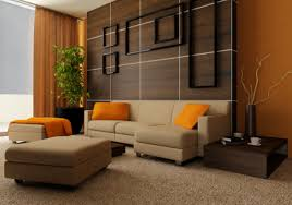 Orange Accessories Living Room Living Room Burnt Orange Accessories Interior Design For Clean And