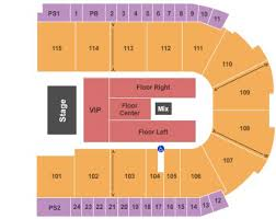Us Cellular Seating Chart Bloomington Il Us Cellular Coliseum Tickets And Us Cellular Coliseum