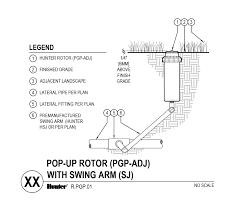 Pgp Adj Hunter Industries