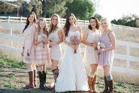 Western Bridesmaid Dresses  2017 Wedding Ideas Magazine Country Western Style Bridesmaid Dresses