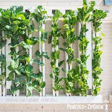 farm wall system zipgrow green wall