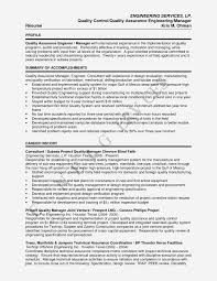 New Power Plant Electrical Engineer Resume Sample Lovely Electrical