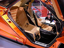 mclaren f1 interior 2014. the three seat setup inside an f1 mclaren interior 2014