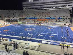 Bronco Stadium Section 121 Rateyourseats Com