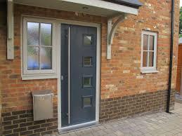grey front doorContemporary Composite Doors  Apex Windows and Contractors Ltd