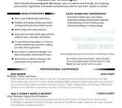 Skill Examples For Resumes Transferable Skills Resume Sample Good