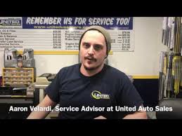 Windshield Wipers at United Auto Sales of Utica - YouTube