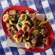 summer shack rhode island style fried calamari