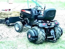 garden tractor attachments used sear attachment website live case 444