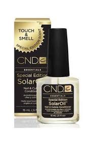 cuticle solar oil cnd special edition