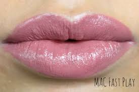 Mac Fast Play Mac Fast Play Lipstick Review Makeup A To Z