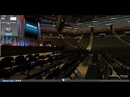 See A Virtual Seating View Of The Barclays Center In
