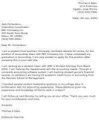 Big 4 Intern Resume A Good Resume Example