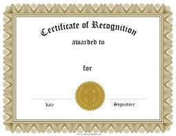 Free Template Certificate Free Template Of Award Certificate Inspirationa Award Certificate 9