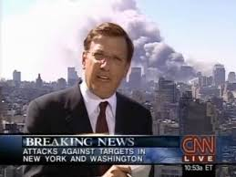 How Aaron Brown Became CNN's Voice Of Sept. 11 : NPR