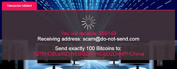 Image result for bitcoin sites that are scams