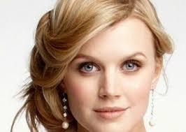 Svatební účesy Líčení A Vlasy Christinecz Módní Trendy účesy
